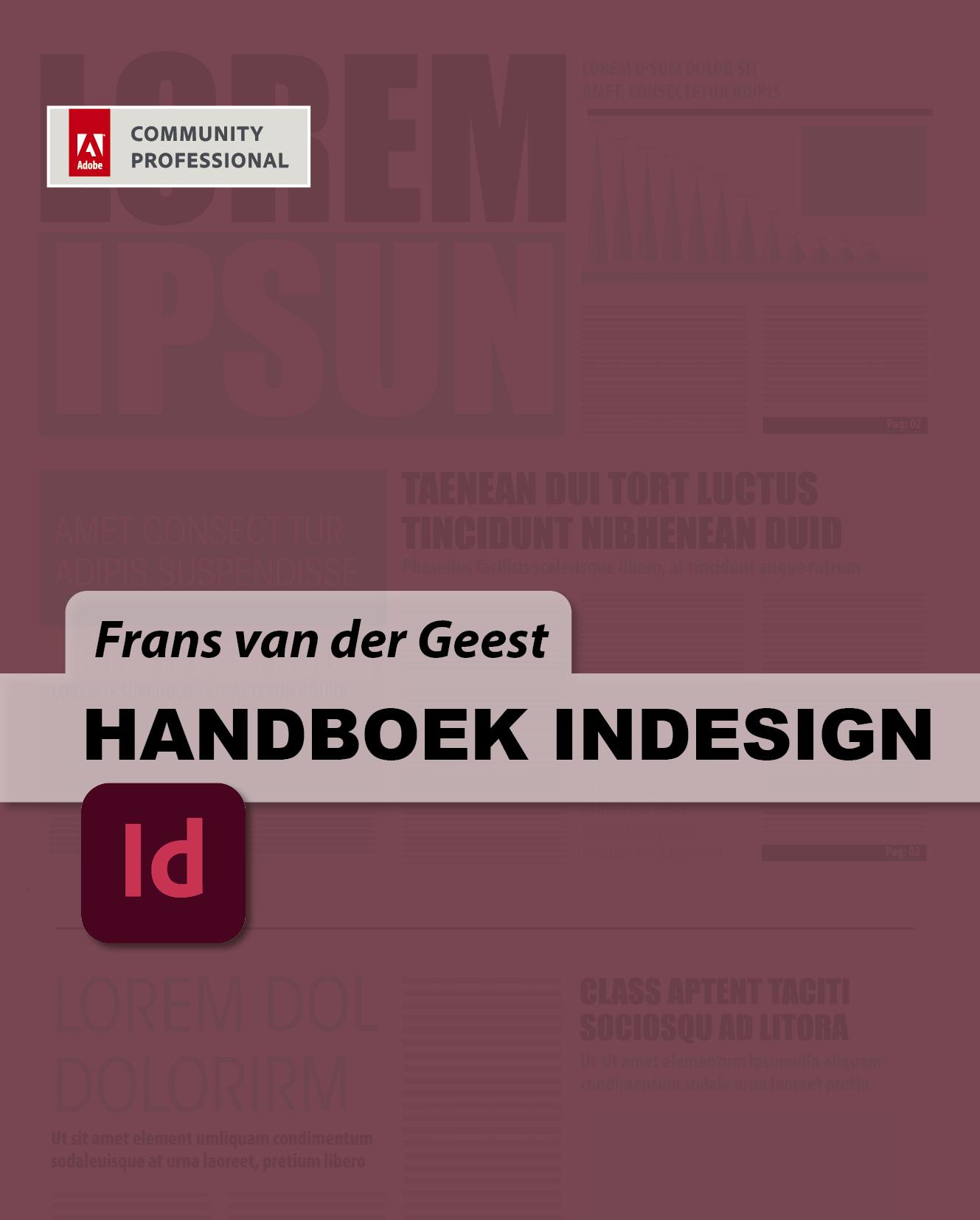 Handboek InDesign (PDF)